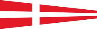 Talamex Signal Flag - Nr.4