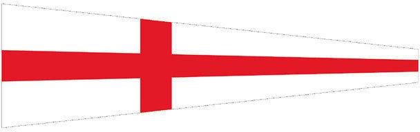 Talamex Signal Flag - Nr.8