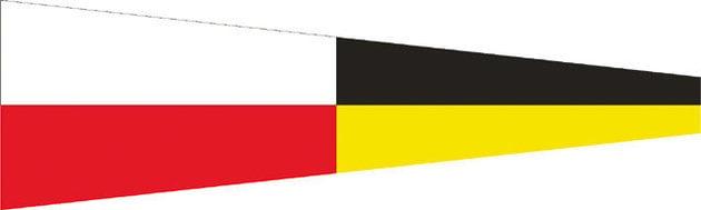 Talamex Signal Flag - Nr.9