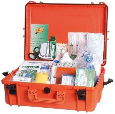 Osculati First aid kit M.D.1/10/15 Table A Trusa primul ajutor barca