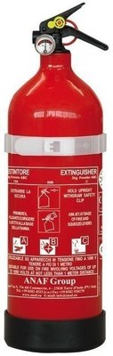 Osculati Powder extinguisher 2 kg 13A 89B