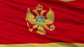 Lindemann Flag Montenegro