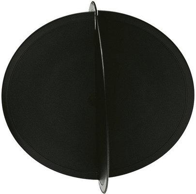Lalizas Pallone nero con 300mm
