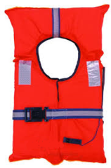 Lalizas Lifebelt 100N CE ISO 12402-4