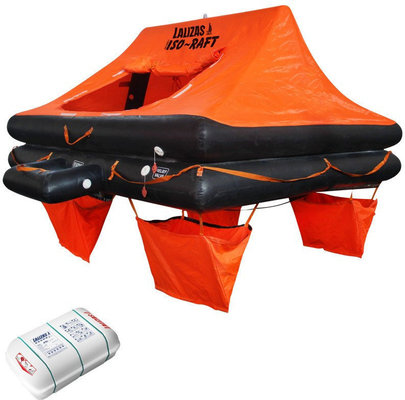 Lalizas International Liferaft ISO-RAFT 8prs Canister Rettungsinsel