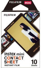 Instax Mini Contact Photo paper
