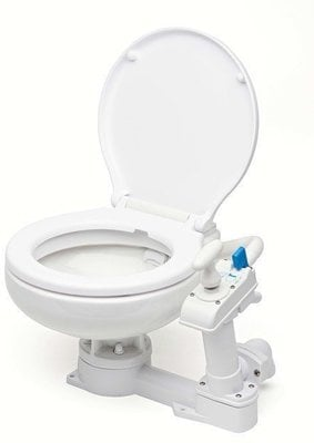 Ocean Technologies Manual Toilet Comfort
