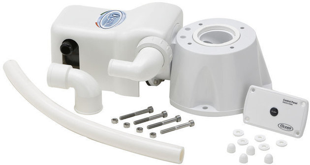 Ocean Technologies Electric Coversion Kit 12V Toaletă electrică