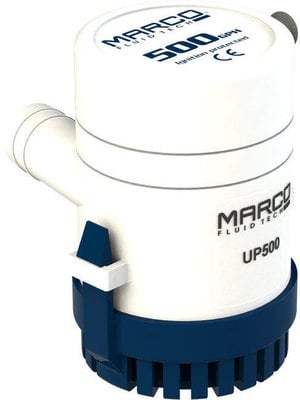 Marco UP500 Bilge pump 32 l/min - 24V