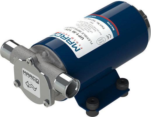 Marco UP1-M Pump, rubber impeller 45 l/min - 12V