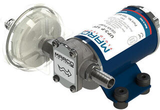 Marco UP3-P PTFE Gear pump 15 l/min 24V