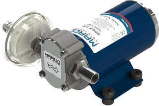 Marco UP6-P PTFE Gear pump 26 l/min - 12V