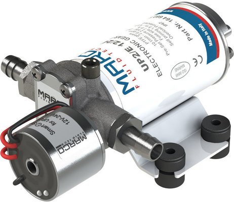 Marco UP2/E Electronic water pressure system 10 l/min