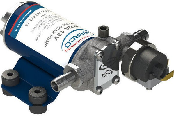 Marco UP2/A Water pressure system 10 l/min - 24V