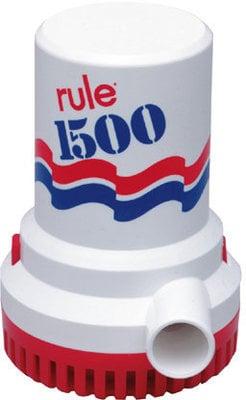 Rule 1500 (02) 12V - Bilge Pump