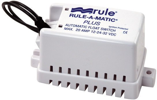 Rule A-Matic Plus Float Switch (40A)