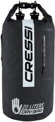 Cressi Dry Bag Bi-Color Black/Black 20L