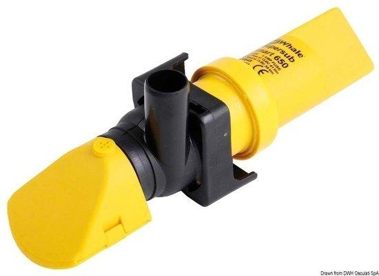 Whale SS 650 Automatic Bilge Pump