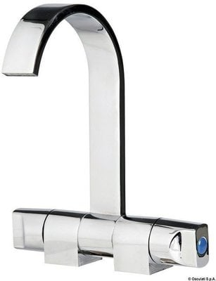 Osculati Style tap hot and cold water