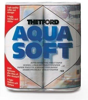 Thetford Aqua Soft Toiletpaper 4-pack
