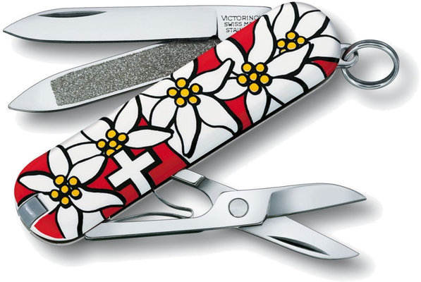 Victorinox Classic Edelweiss