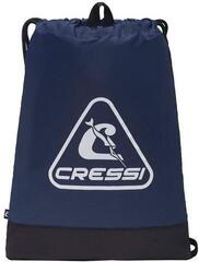 Cressi Upolu Bag Blue/Black 10L