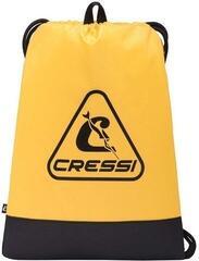 Cressi Upolu Bag Yellow/Black 10L