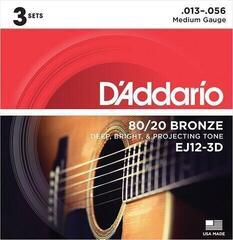 D'Addario EJ12-3D
