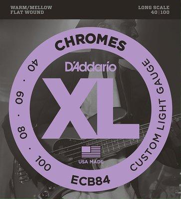 D'Addario ECB84