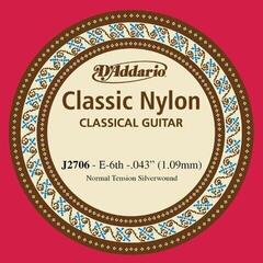 D'Addario J2706 Single Guitar String