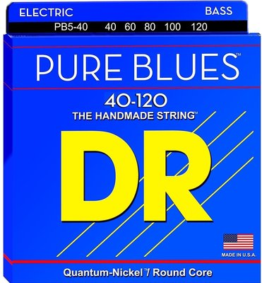 DR Strings PB5-40