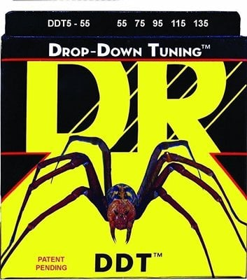 DR Strings DDT5-55