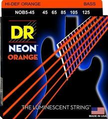DR Strings NOB5-45