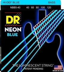 DR Strings NBB5-40