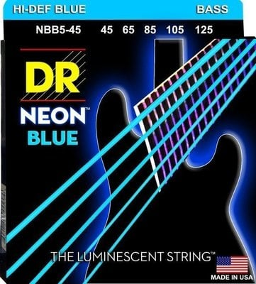 DR Strings NBB5-45