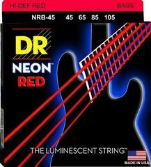 DR Strings DR B NEON NRB-45
