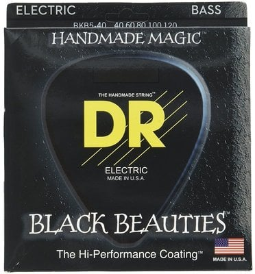 DR Strings BKB5-40
