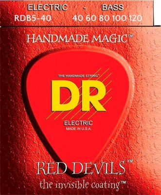 DR Strings RDB5-40