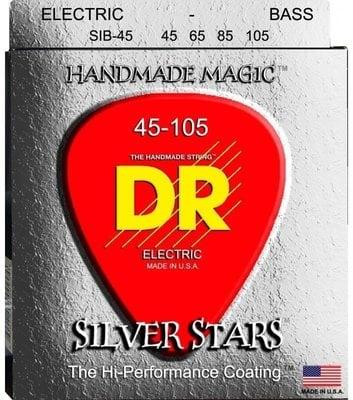 DR Strings SIB-45 Corzi pentru chitare bas