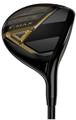 Cobra Golf F-Max Black Fairway Wood Right Hand 5 Regular