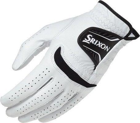 Srixon Premium Cabretta Womens Golf Glove White Right Hand for Left Handed Golfers M