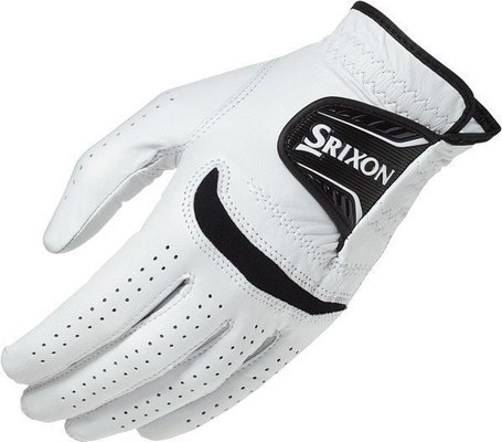 Srixon Premium Cabretta Womens Golf Glove White Right Hand for Left Handed Golfers S
