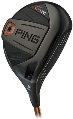 Ping G400 Fairway Wood 3 Alta Cb 65 Stiff Right Hand