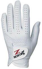 Srixon Premium Cabretta Herren Golfhandschuh White