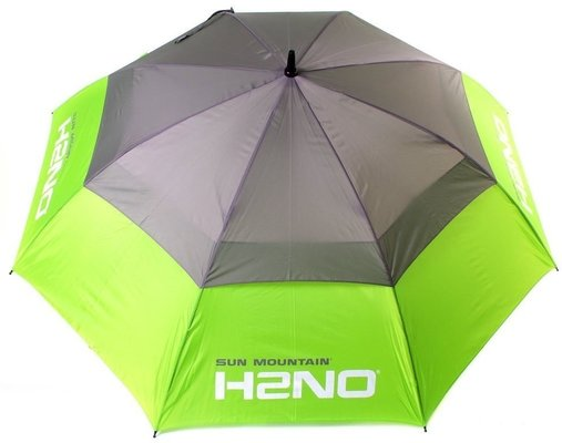 Sun Mountain H2NO 68 Umbrella Lime/Grey