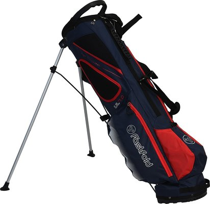 Fastfold UL 7.0 Blue/Red Stand Bag
