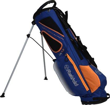 Fastfold UL 7.0 Blue/Orange Stand Bag