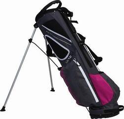 Fastfold UL 7.0 Stand Bag Grey/Purple