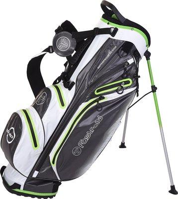Fastfold Waterproof Grey/White/Geen Stand Bag