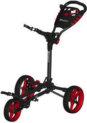 Fastfold Flat Fold Golf Trolley Matte Black/Product